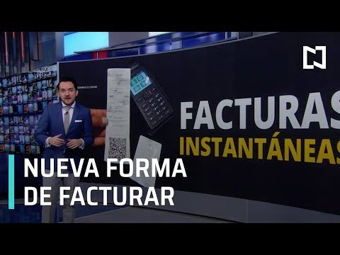 Sat Emitirá Facturas Instantáneas Las Noticias Con Claudio Ochoa