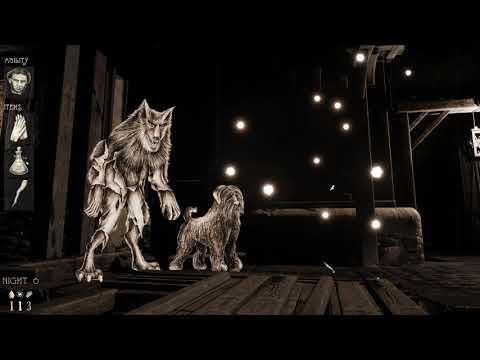 October Night Games Solo Gameplay - 03.02.2020 Build (Werewolf, Alchemy) |