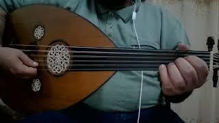 تعلم عزف اغنية ( حالي حالي حال - الشامية ) على العود للمبتدئين بالتفصيل
