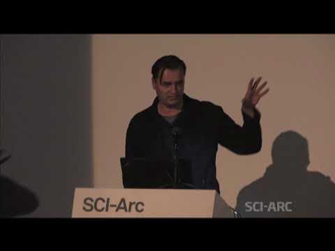 Patrik Schumacher: Parametric semiology (October 10, 2012)