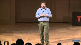 TEDxGeorgetown - Trei Brundrett - The Hunger for the Agile Media