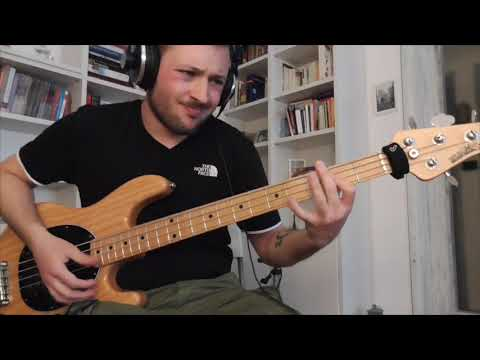Ai No Corrida - Bass Cover