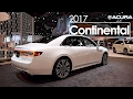 2017 Lincoln Continental | Overview & First Look | 2017 Chicago International Auto Show