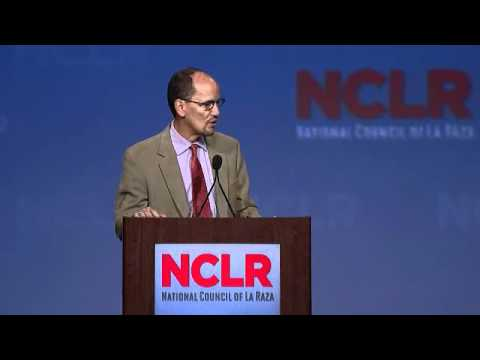 National Affiliate Luncheon:  Assistant Attorney General Thomas E. Perez Keynote Address