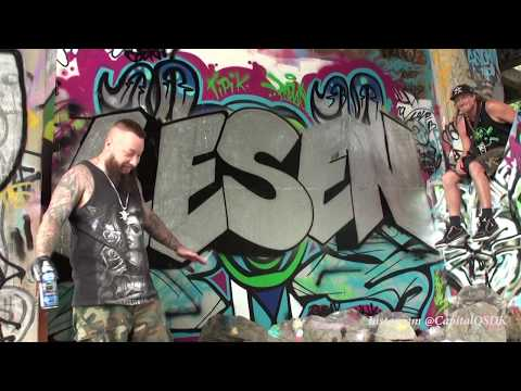 GRAFFITI - Vancouver Island Adventure - SDK 2015 #10