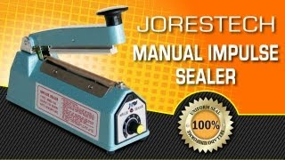 Manual Impulse Sealer