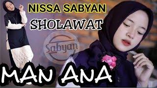 Gambar cover Sholawat Nissa Sabyan | Cover MAN ANA Terbaru 2019 Mp3