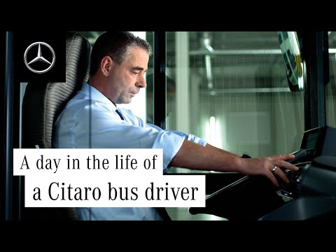 Mercedes-Benz Buses | The new Citaro. Appealing at first sight.