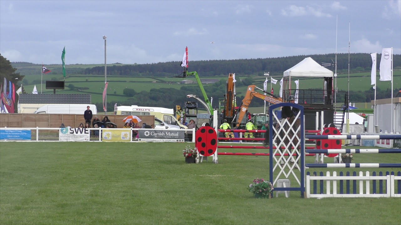 High Hopes Condor, 135 Speed, Royal Cornwall Show, 3rd