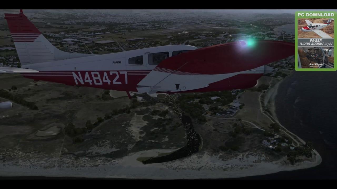 Just Flight - PA-28R Turbo Arrow III/IV (for FSX & P3D)