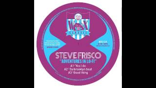 "Steve Frisco ""Yes I Do"" (WAX CLASSIC 14)"