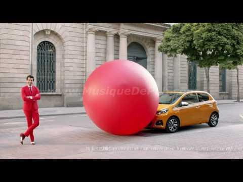 pub Peugeot 108 Collection Mika 2017 [HQ]