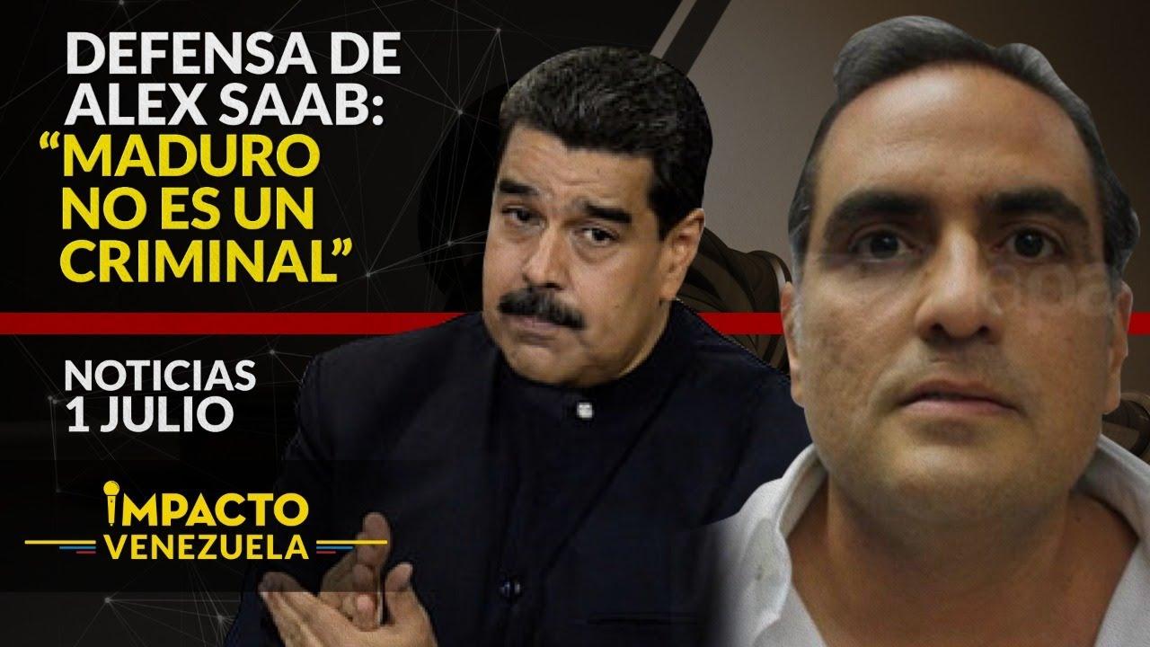 ATENCIÓN: Abogado de Alex Saab lo cuenta todo   🔴 NOTICIAS VENEZUELA HOY julio 1 2020