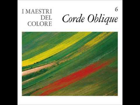 Corde Oblique, I Sassi di Matera Feat. Irfan; I Maestri del Colore