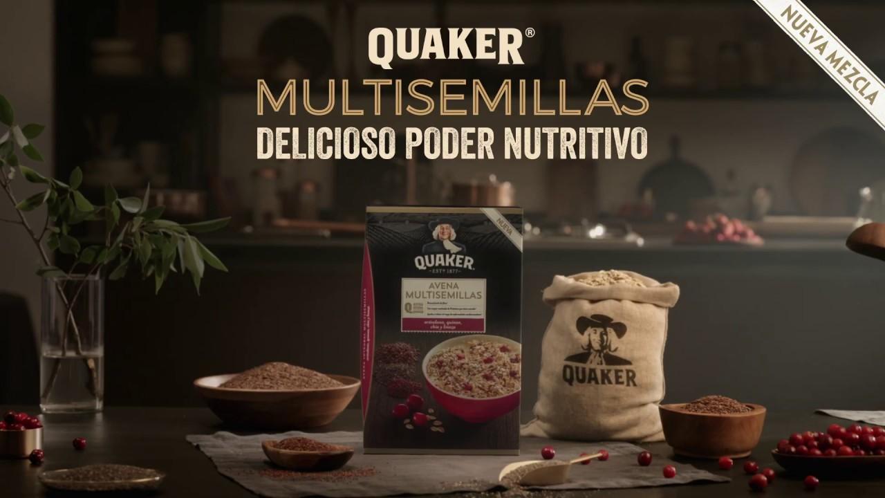 Como preparar avena quaker multisemillas