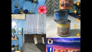 ROOM TOUR CANDLE COLLECTION