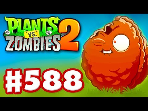 Plants vs. Zombies 2 - Gameplay Walkthrough Part 588 - Explode-O-Nut Premium Seeds Epic Quest!