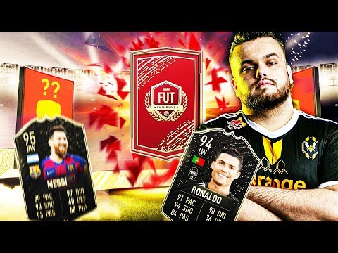 J'OUVRE MON PACK TOP100 AVEC LA BEST OF TEAM OF THE WEEK