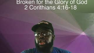 6/28/2020  Broken for God's Purpose:  Pastor AJ Grandy Solid Rock UHC