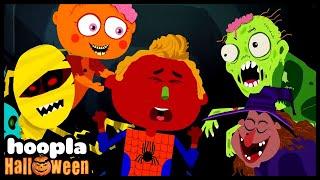 Spooky Finger Family | Halloween Funny Songs For Children | Hoopla Halloween