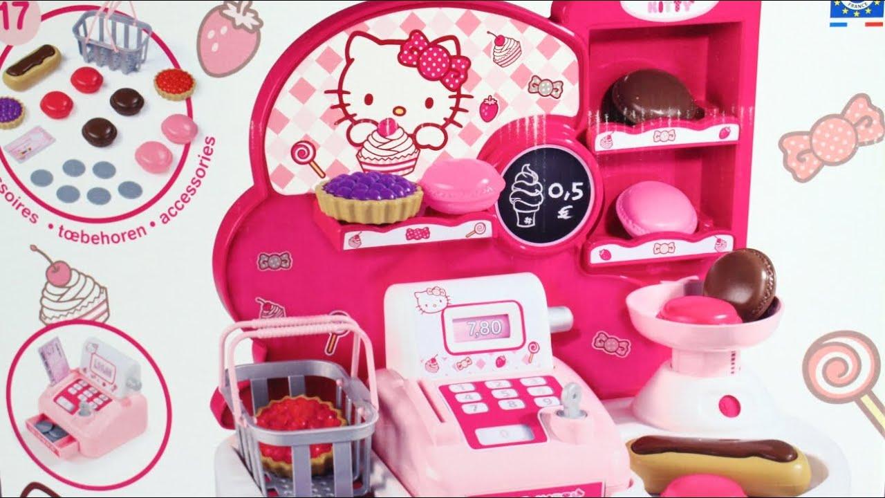 bakery shop / булочная - hello kitty / Хелло Китти - smoby - 25370