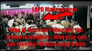 LAPD Manager Identified at MGM the night Tupac was Killed. Who is this man?