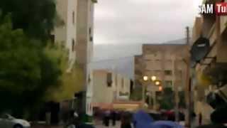 محاصرة 3 ارهابيين  في باتنة (الجزائر) من قبل الدرك الوطني  و الجيش