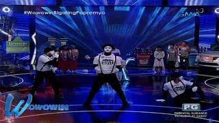 Wowowin: The Mimes, pinasaya ang buong studio audience