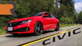 2019 Honda Civic Sport Review | When You Can't Afford a Type-R or SI