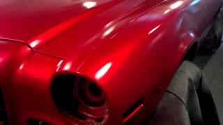 Camaro 1970  SS pintando