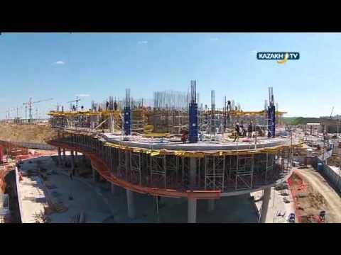 """Astana EXPO 2017"" #8 (28.12.2015)-Kazakh TV-kz"