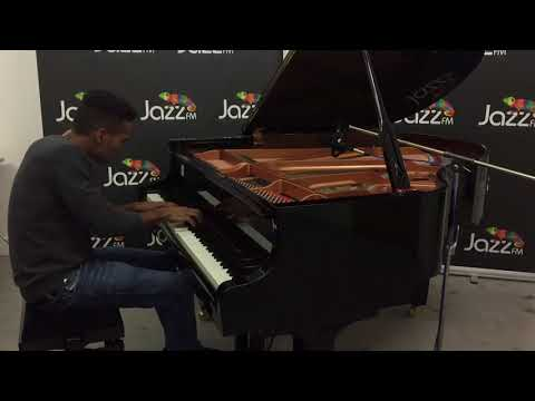 Theo Hill 'I Love Music' Jazz FM live session