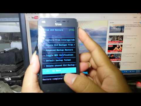 How To Flash True Smart 4G Speedy 4 0 Plus Rom Original  Unlock All Sim