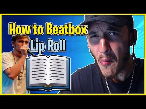 Lip Roll   Beatbox Tutorial
