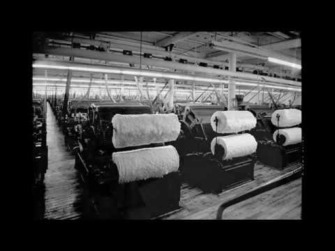 Cotton Textile Manufacturing in New Bedford, 1950s