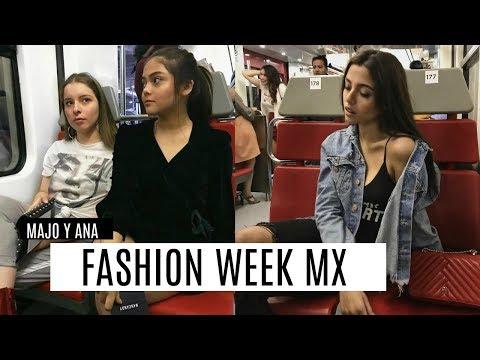 Fashion Week MX // MAJO Y ANA