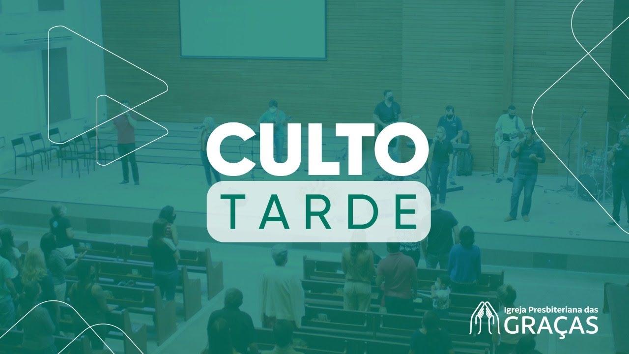 Culto Tarde | Pr. Daniel Martins | 11/04/2021