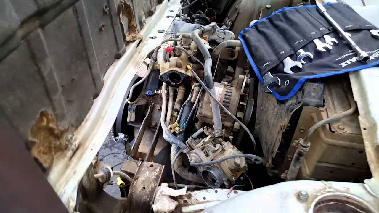 diagram to replace 1988 suzuki carry db71t engine swap part 7 youtube eye diagram to label enchanted learning #11