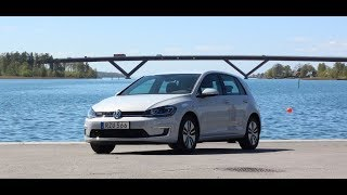 Range Challenge - Volkswagen E Golf - Cheaper than a petrol car?