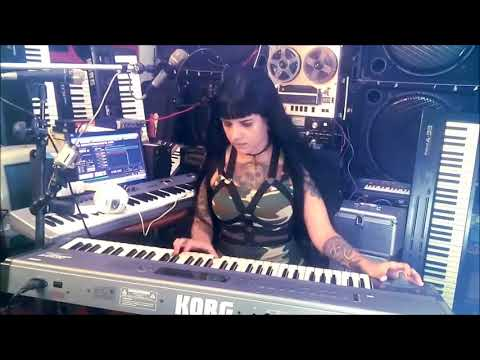 Cradle Of Filth- Beauty Slept In Sodom - Synthesizer - Cover