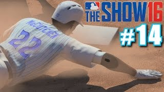 playing against jeter   mlb the show 16   diamond dynasty 14