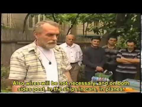 Tariel Kapanadze_invented 5 kW free energy generator_English subtitles