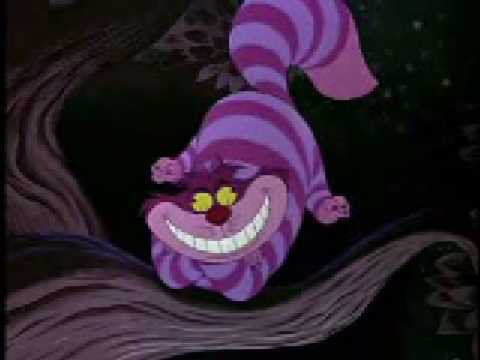 Alice In Wonderland The Cheshire Cat