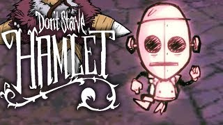 Preparing for the Aporkalypse - Don't Starve Hamlet Gameplay - WX-78 - Early Access