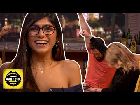 Always Open #42 - Mia Khalifa Does Parkour