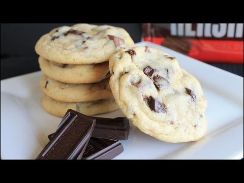 How to Make PERFECT Chocolate Chip Cookies!