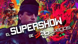 SUPERSHOW: Película de METAL GEAR SOLID, porra GAME AWARDS, fecha HALO INFINITE y THE MANDALORIAN
