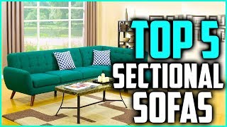 Top 5 Best Sectional Sofas 2019