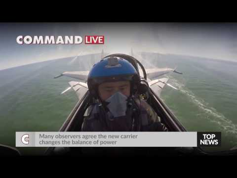 Command Live: Spratly Spat News Report