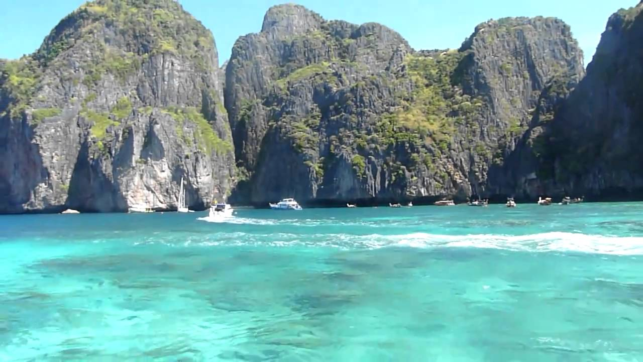 Phi Phi Island Tour You Tube